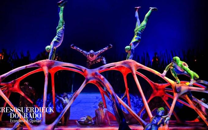 Cirque du Soleil demite 4.600 funcionários