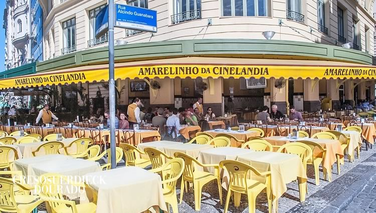 Restaurante Amarelinho