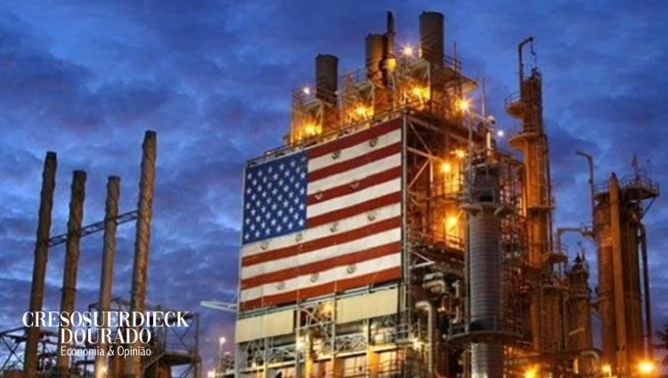 90% da gasolina e diesel é importada