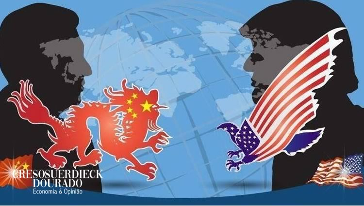 China supera os Estados Unidos