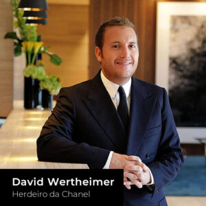 David Wertheimer - Herdeiro da Chanel