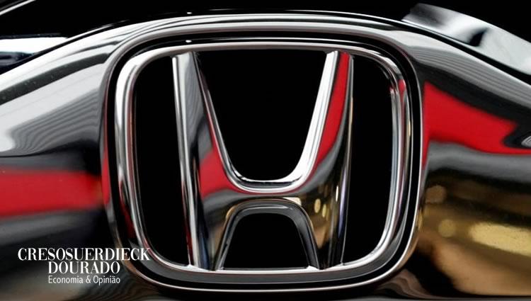 Honda- 3583 unidades por dia