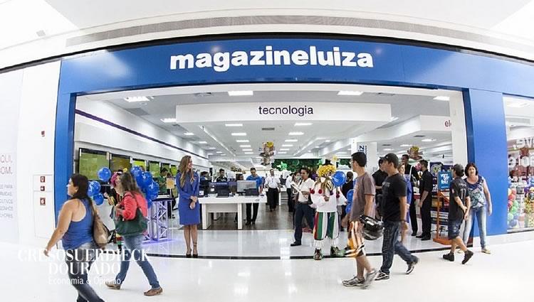 Magazine Luiza: sofre ataques