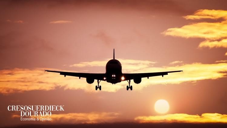 Setor da aviação- 500 mil demissões