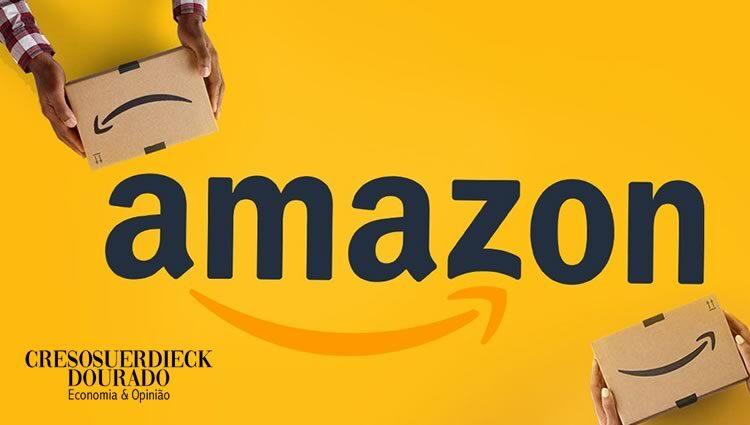 Empregados da Amazon: em casa