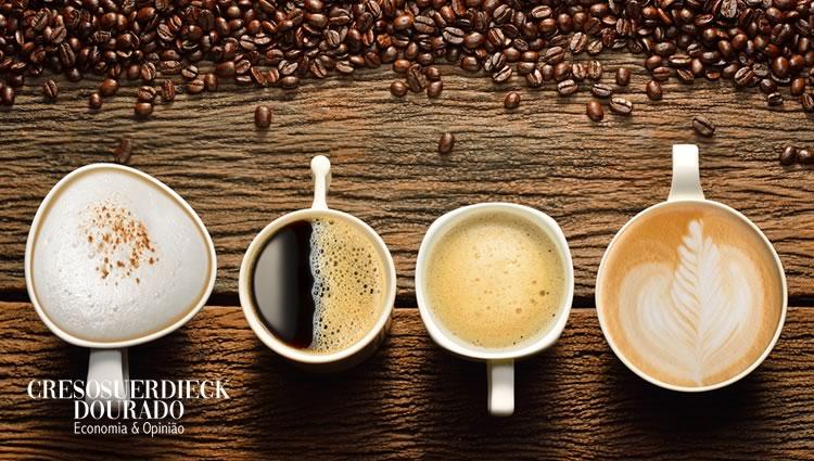 Exportação de 3,8 milhões de sacas de café