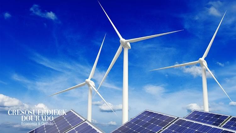 R$ 11 bi para energia limpa no Brasil