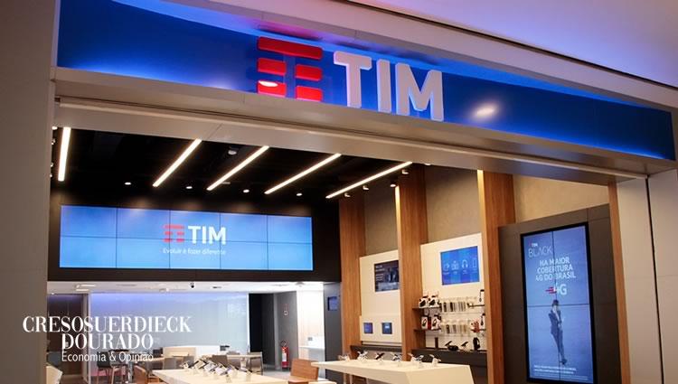 TIM: 63 novas lojas