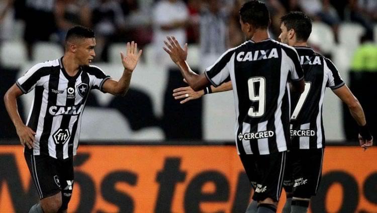 Botafogo: protegendo os cofres