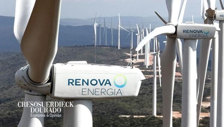 Geração renovável