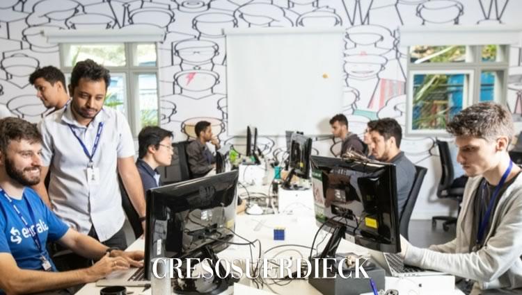 Locais de trabalho flexíveis