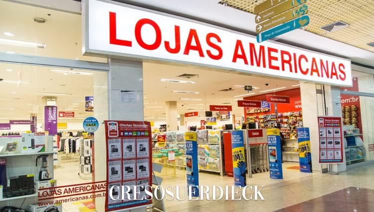 Lojas Americanas: Fugindo da crise